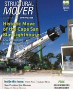 Spring 2015 issue of STRUCTURALMOVER is now online