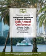 35th Annual Conference to be held March 22-26, 2017 in Orlando, Florida