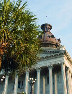 photo of South Carolina State Capitol in Columbia