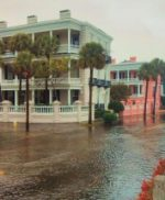 Rising sea level may require elevation or relocation of many historic structures